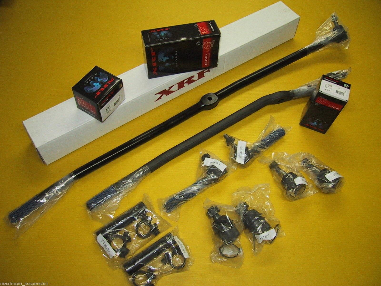 Xrf Ball Joint Tie Rod Drag Link Dodge Ram3500 03 07 4w Adjustable